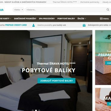 Thermalpoint webová stránka